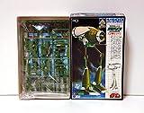 1/600アオシマ 伝説巨神イデオン バッフ・クラン/アディゴ 2機セット