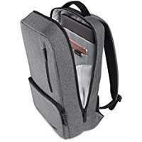 Belkin Classic Pro Backpack Laptop Bag,Grey,15.6 inches,F8N900btBLK
