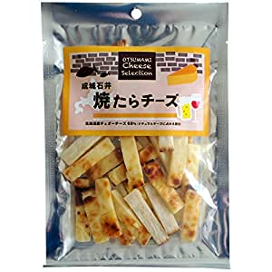 成城石井 おつまみチーズセレクション 焼たらチーズ 100g