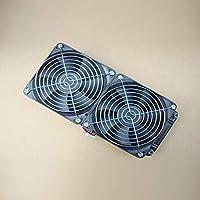 純粋なアルミニウム240mmの水冷のラジエーター水クーラーの熱交換器のデスクトップの水冷のmachinessコンピュータCPUファン