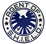 AVENGERS Classic Agent Of S.H.I.E.L.D, Officially Licensed Marvel Comics, High Quality, 4