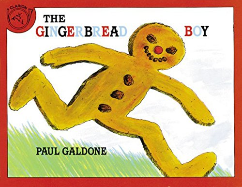 The Gingerbread Boy (Paul Galdone Classics)の詳細を見る