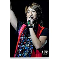 NEWS・・【公式写真】・小山慶一郎・ 生写真【スリーブ 付】 f113