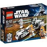 レゴ (LEGO) スター・ウォーズ クローントルーパー バトルパック 7913