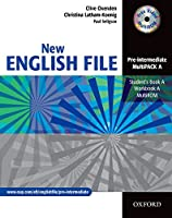 New English File: Pre-intermediate: MultiPACK A: Six-level general English course for adults