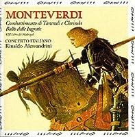 Monteverdi: Combattimento Di Tancredi E Clorinda / Ballo Delle Ingrate (1998-10-27)