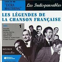 Legendes De La Chansons Francaise