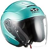 オージーケーカブト(OGK KABUTO)バイクヘルメット ジェット ASAGI マイアミブルー (サイズ:XS)