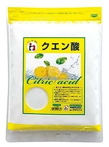 無水クエン酸 950g 食用 純度99.5% 以上 [食品添加物グレード]