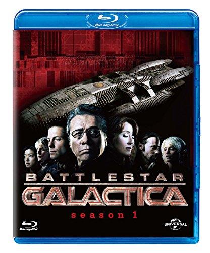 GALACTICA/ギャラクティカ シーズン1 ブルーレイ バリューパック ...