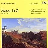 Schubert:Mass in G/Musica Sacr