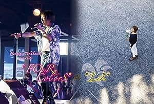 Naozumi Takahashi A'LIVE「FOuR ColorS」 and 「Lil 」 [DVD]