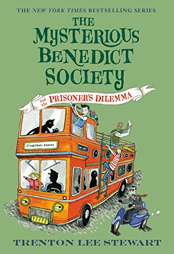 The Mysterious Benedict Society and the Prisoner's Dilemmaの詳細を見る