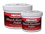 MOTHERS(マザーズ) マグ&アルミポリッシュ10oz=282g 金属磨きの定番マグポリ MT-05101