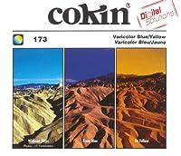 Cokin Z ‐ Proシリーズz173Varicolorブルー/イエローフィルタ