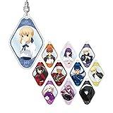劇場版 Fate/stay night [Heaven's Feel] トレーディングアクリルキーホルダー BOX商品 1BOX=11個入り、全11種類