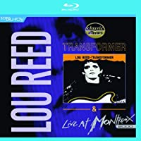 Transformer & Live at Montreux 2000 [Blu-ray] [Import]