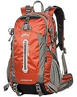 AONIJIE リュックサック アウトドア レディース メンズ バックパック バッグ 40L 50L 大容量 防水 ML-15