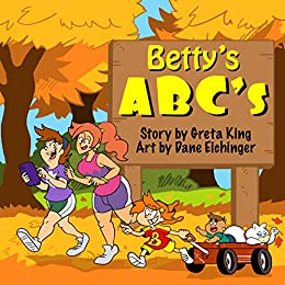 Betty's ABC's by [King, Greta]