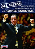 Greg Marshall: All Access Wichita State Basketball Practice with Gregg Marshall (DVD)