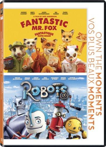 Fantastic Mr. Fox+robot Df-cb