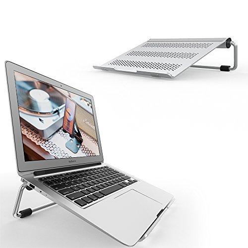 ノートパソコンPC スタンド 折り畳み式 冷却台 Lomic...