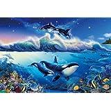クリスチャン・R・ラッセン 1000ピース The Blue World -Star- 81-985