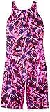 ミズノ(MIZUNO) 競泳水着 レディース ストリームアクティバ ハーフスーツ(オープン) FINA承認 N2MG924964 サイズ:S ピンク N2MG9249 64:ピンク S