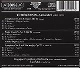 チェレプニン:交響曲全集 Vol 1