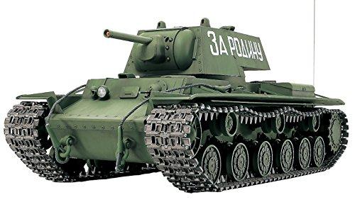 1/16 RCタンクシリーズ No.27 1/16 RCT KV-1 重戦車 フルオペレーション 56027