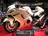ヨシムラ(YOSHIMURA) バイクマフラー フルエキゾースト レーシング Tri-Oval チタン サイクロン (2エンド) TTB チタンブルーカバー GSX1300R HAYABUSA (K8-L1 国内仕様/カナダ仕様/EU仕様) 150-509-8980B バイク オートバイ