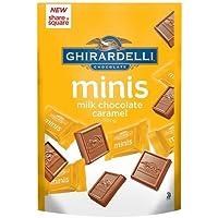 ギラデリ ミニミニ ミルク チョコレート キャラメル (パックの 3) Minis Milk Chocolate Caramel ( pack of 3)