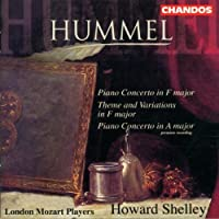 Hummel: Piano Concertos / Theme and Variations (2001-03-27)