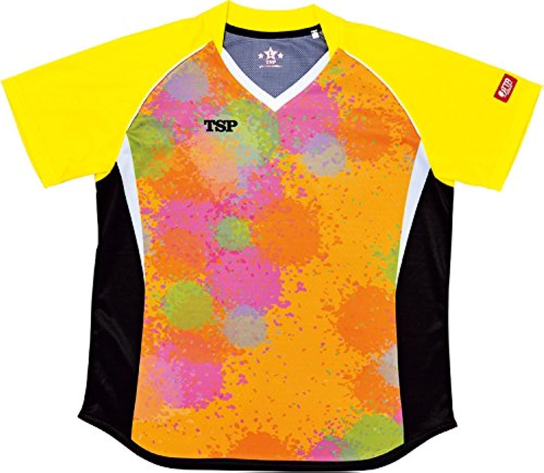 ティーエスピー(TSP) レディース 卓球 ウェア ゲームシャツ イオーネシャツ 032414