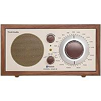 Tivoli Audio モノラルテーブルラジオ Model One BT クラシックウォールナット/ベージュ M1BT-1652-JP