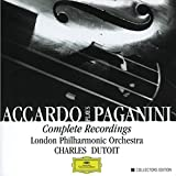 Accardo Plays Paganini: Complete Recordings