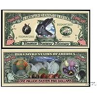 (5) Easter Million Easter Egg Dollar Bill by American Art Classics [並行輸入品]