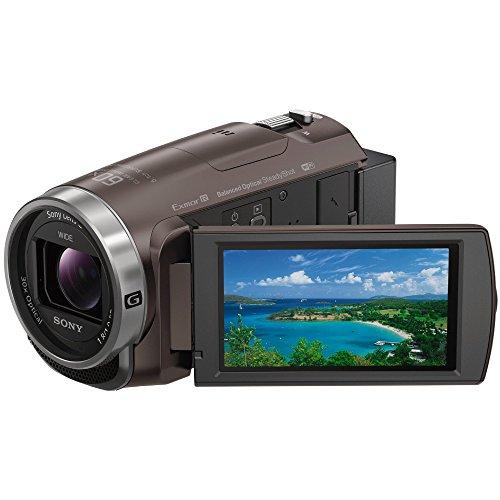 ソニー SONY ビデオカメラ Handycam 光学30倍...