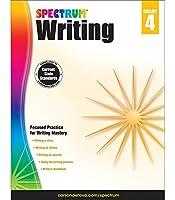 Spectrum Writing Workbook Grade 4 [並行輸入品]