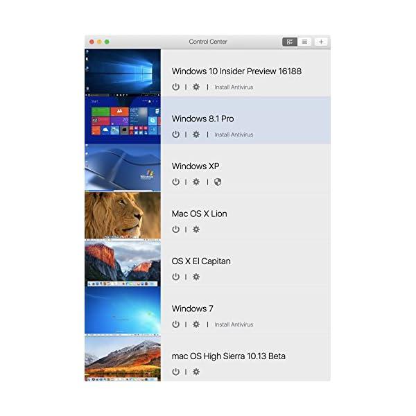 パラレルスParallels Desktop...の紹介画像7