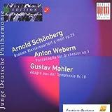 Schoenberg/Webern/Mahler - Orchestral Works