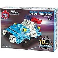 アーテック (Artec) アーテックブロック FORCEシリーズ ブルー レーサーズ 100ピース 076872