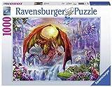 Ravensburger ドラゴンキングダム 15269 1000ピースパズル 大人用 すべてのピースはユニークで、ソフトクリック技術でピースがぴったりとフィット