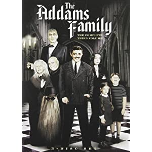 Addams Family 3/ [DVD] [Import]