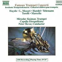 Trumpet Concerti