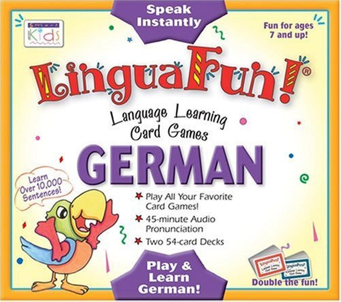 生理ピカリングレスリングLinguafun!: German (Linguafun! CD and Card Games)