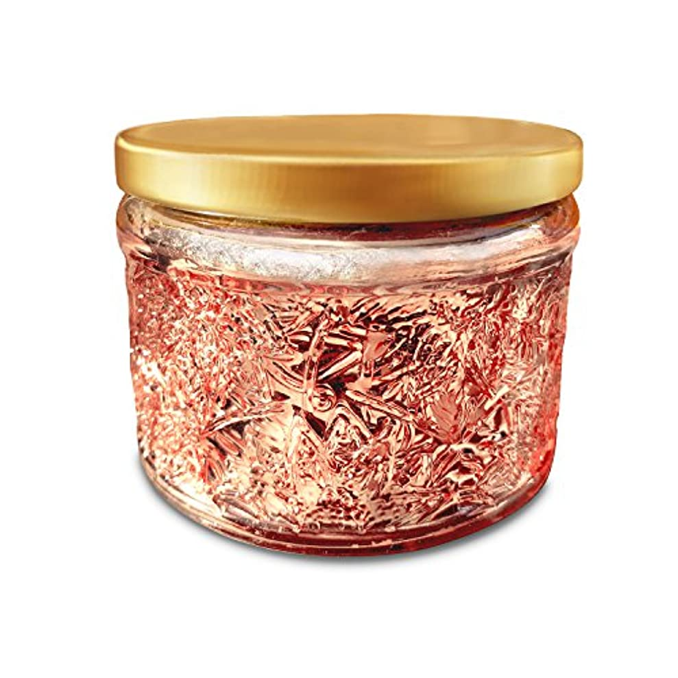 土砂降り誇張メニューFruit Scented Candle,220 g, 25 h Hours burn, Soy and Coconut Wax, Natural Essential Oil