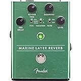 Fender エフェクター Marine Layer Reverb Pedal