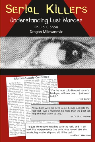 an analysis of the nature of serial killers This use of serial killer to paraphrase brophy's serial one analysis of 86 female serial killers from embezzlement and other crimes of a similar nature.