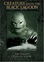 Creature From the Black Lagoon: The Legacy Collection (Creature from the Black Lagoon / Revenge of the Creature / The